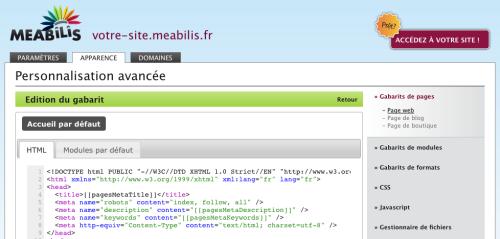 qu u0026 39 est ce que le html  d u00e9finition du glossaire meabilis